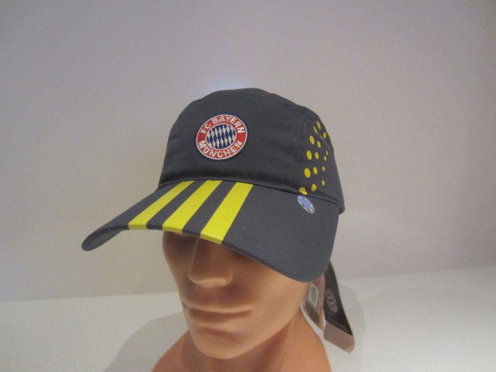 adidas fc bayern m nchen kinder cap gr one size. Black Bedroom Furniture Sets. Home Design Ideas