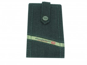 "DIESEL iPHONE HANDY CASE ""THOREAU"" 3G / 4 / 4S JEANS BLAU"