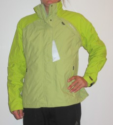 CRAFT FLOAT DAMEN OUTDOORJACKE GRÜN