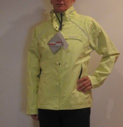 CRAFT FLOAT DAMEN OUTDOORJACKE HELLGRÜN