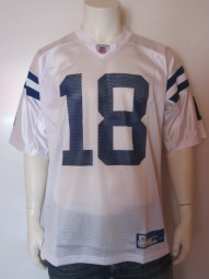 NFL TRIKOT INDIANAPOLIS COLTS 18 MANNING