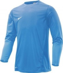 NIKE PARK IV GAME LANGÄRMLIGES TRAININGSTRIKOT BLAU