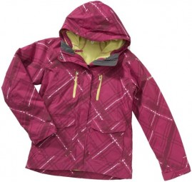 COLUMBIA CHIC TO PEAK WINTERJACKE SKIJACKE OUTDOOR PINK