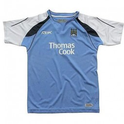REEBOK MANCHESTER CITY DAMEN HOME TRIKOT
