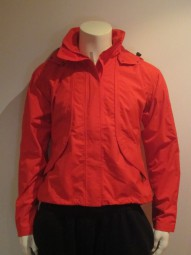 CRAFT PARK KINDER OUTDOORJACKE ROT