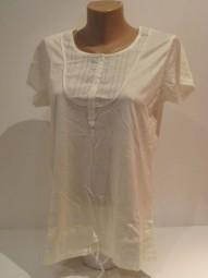 CALIDA T-SHIRT SHIRT OFFWHITE (14223)