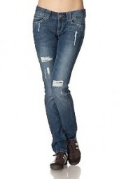 TOM TAILOR DENIM DAMEN SKINNYJEANS